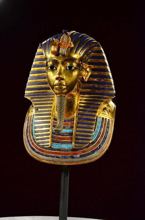 Тутанхамон - царь египта