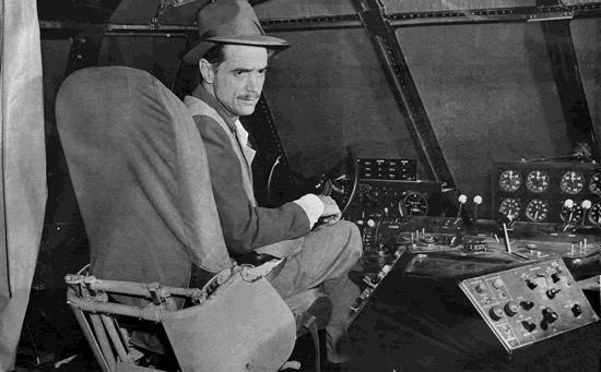 Говард хьюз биография. ранняя жизнь. кино и авиация. затворничество. наследие.