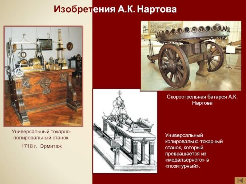 Нартов, андрей константинович — википедия. что такое нартов, андрей константинович