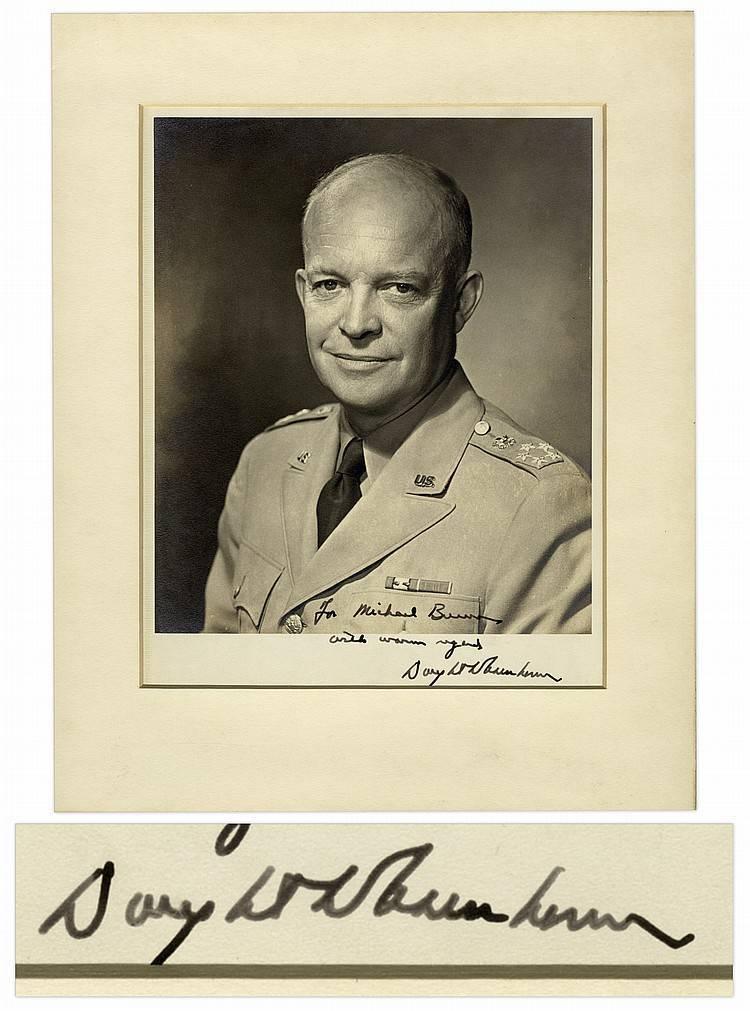 Дуайт дэвид эйзенхауэр — биография политика   краткие биографии