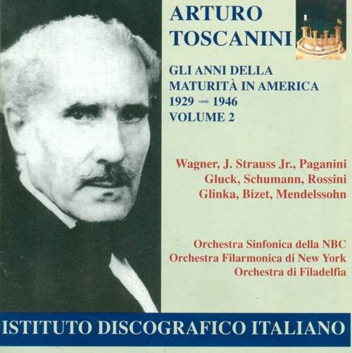 Тосканини, Артуро