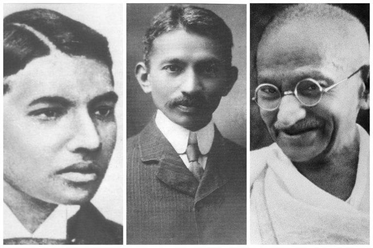 Махатма ганди - биография