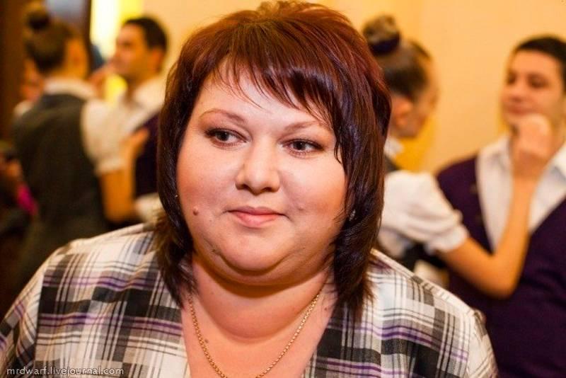 Картункова Ольга Александровна