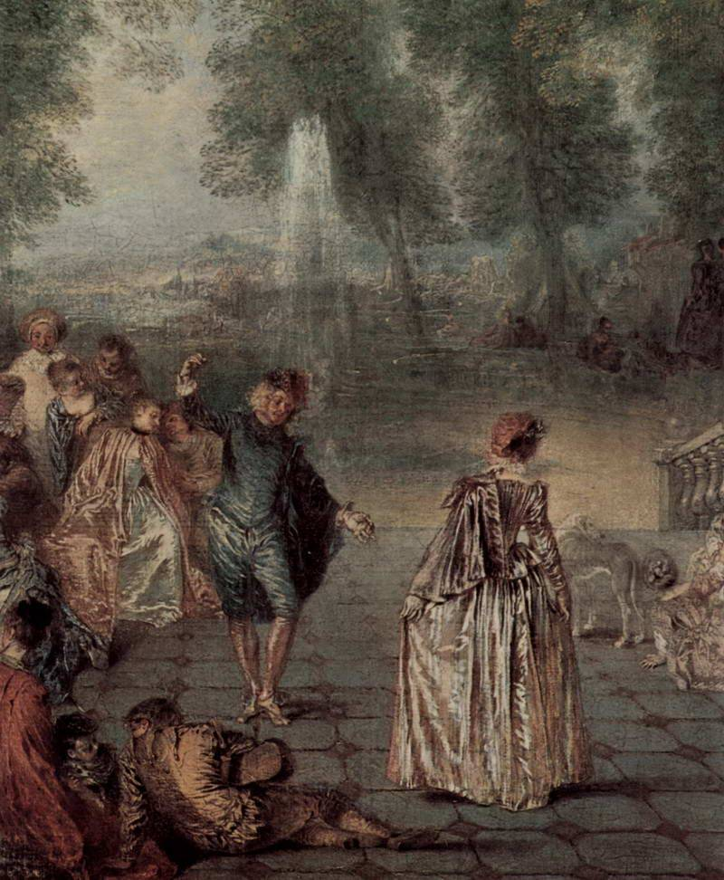 Жан антуан ватто: биография художника, творчество, картины