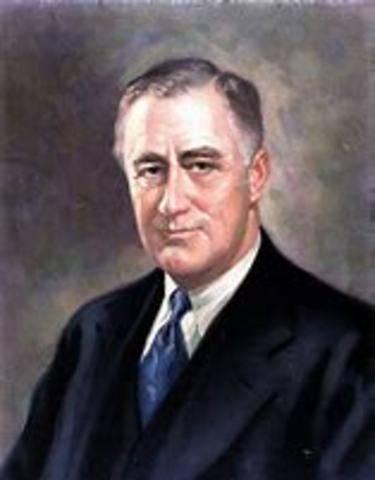 Президент сша франклин делано рузвельт: жизнь неподкупного политика