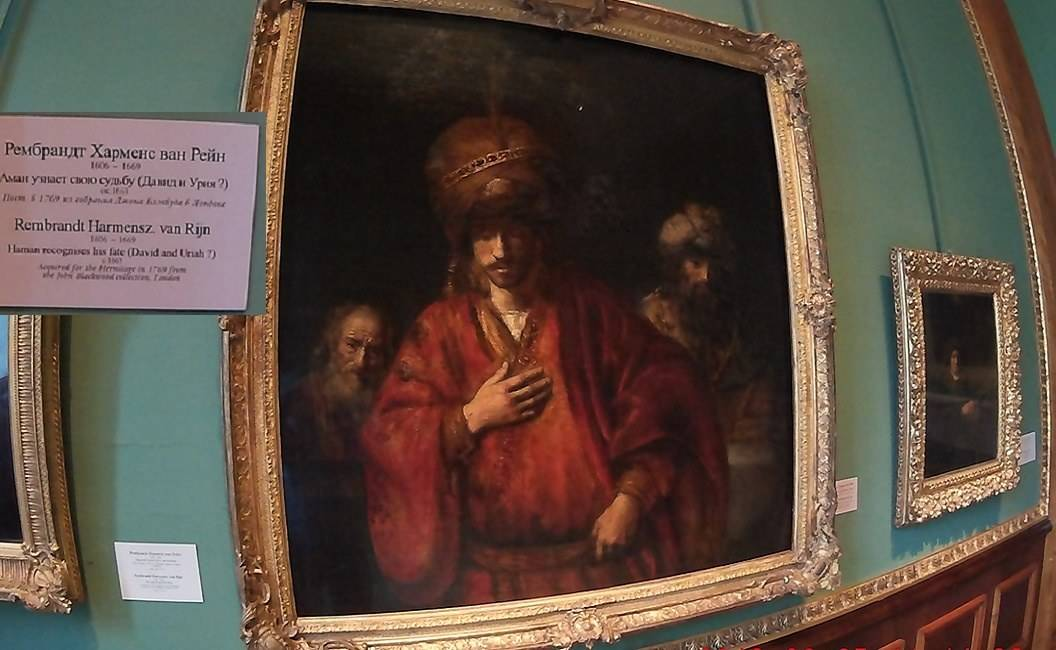 Краткая биография рембрандта и его творчество. самые известные произведения рембрандта
