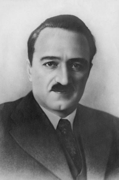 Биография анастаса микояна