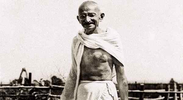 Ганди махатма