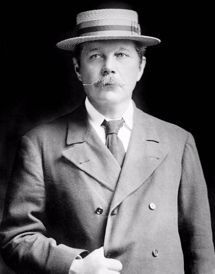 Артур конан дойл (краткая биография)