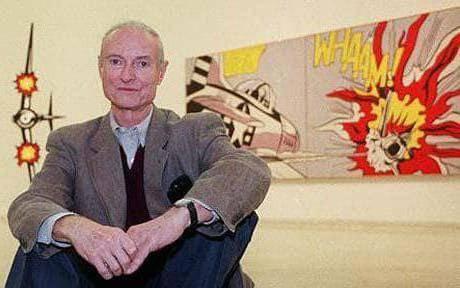 Рой лихтенштейн: жизнь и творчество художника