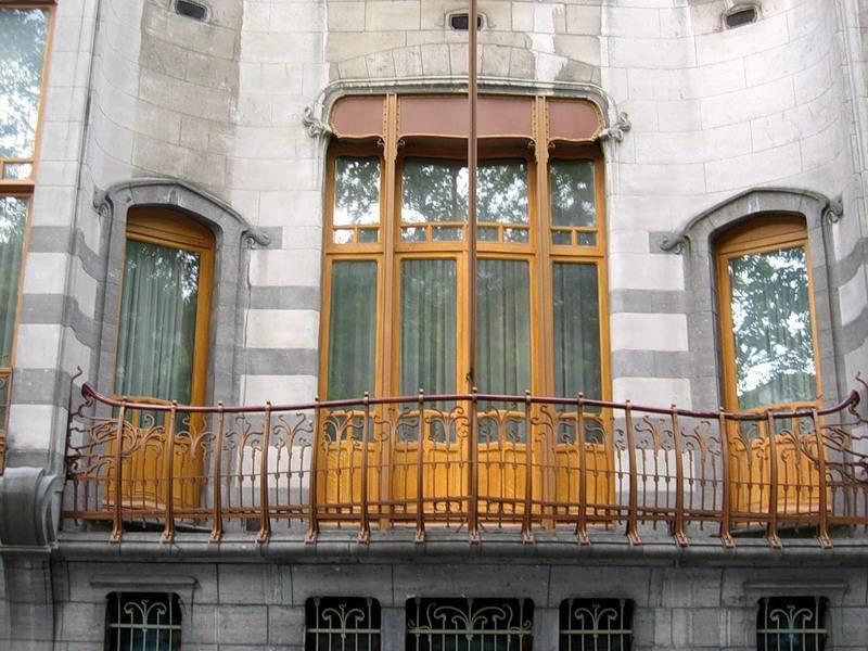 Виктор орта - архитекторы