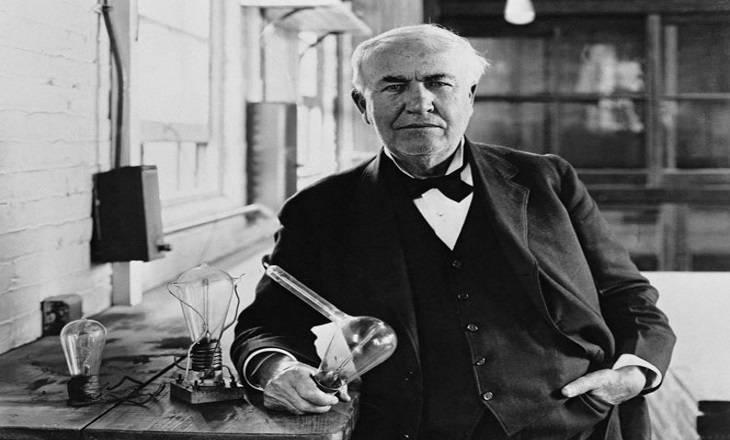 Томас алва эдисон: биография, изобретения, фото