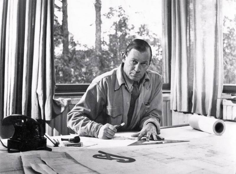Alvar aalto. алвар аалто. архитектор и промышленный дизайнер. рождение скандинавского стиля. часть i. архитектура