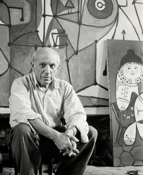 Пикассо, Пабло