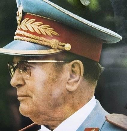 Тито иосип броз (1892–1980)