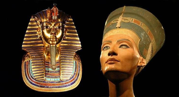 Нефертити была супругой фараона тутанхамона? история тутанхамона: биграфия, жена, пирамида
