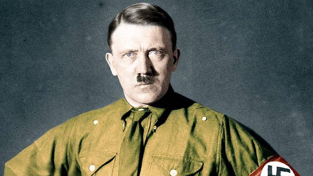 Адольф гитлер - биография