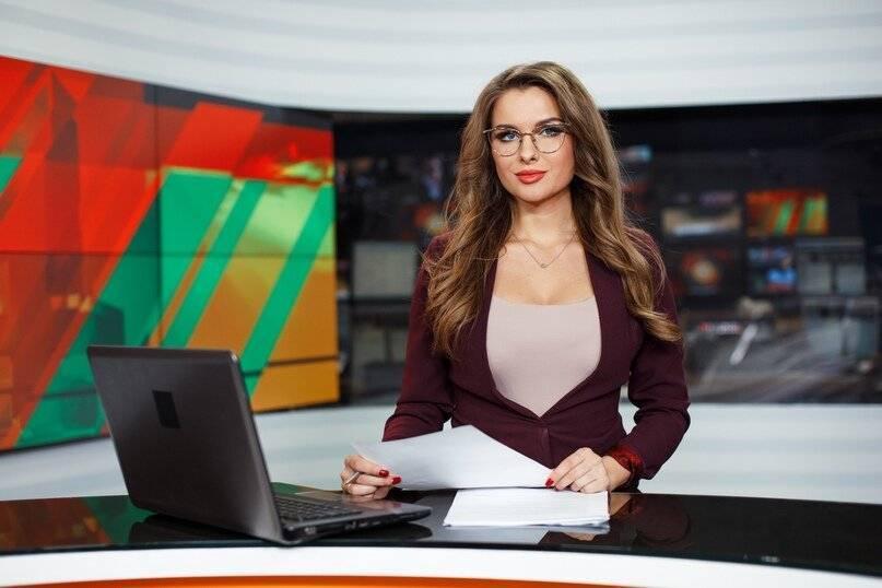 Красивые женщины — ведущие первого канала с фото и фамилиями