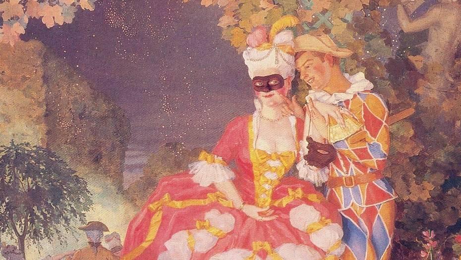 Константин сомов — романтик серебряного века