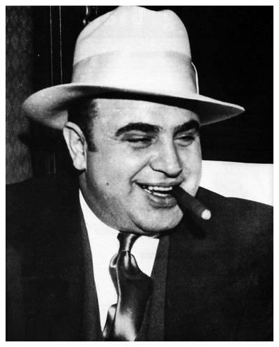 Аль капоне: биография великого гангстера, факты и видео