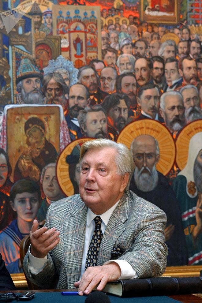 «достоевский в живописи». истории шести картин ильи глазунова