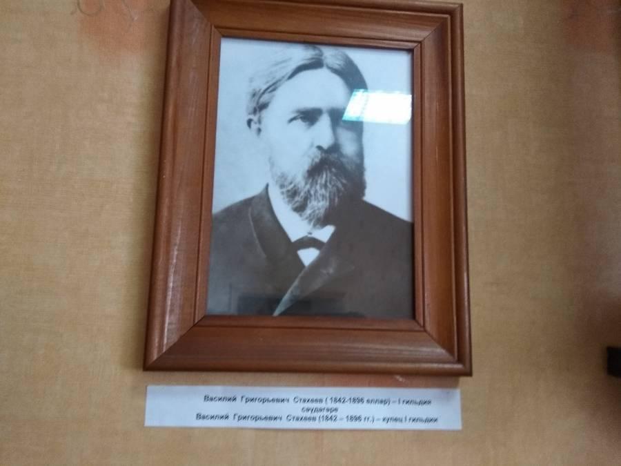 Фёдор васильевич стахеев биография, источники
