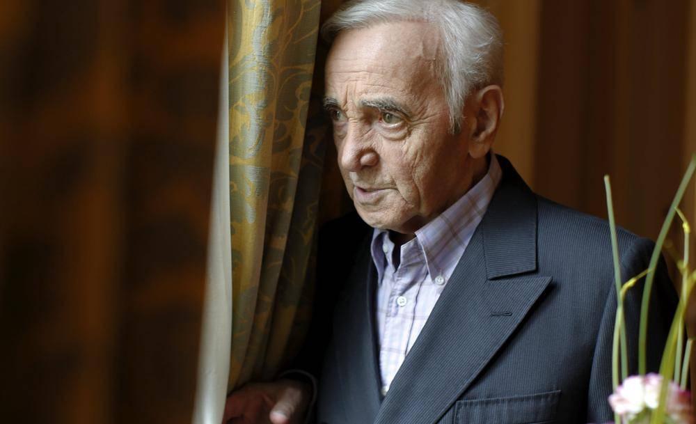 Шарль азнавур (charles aznavour) - биография, информация, личная жизнь