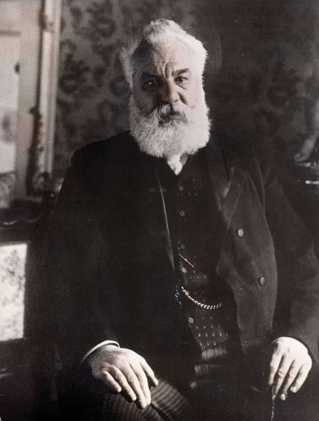 Александр грейам белл — биография и изобретения