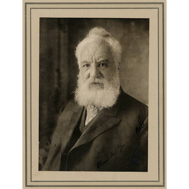 Alexander graham bell - inventions, telephone & facts - biography