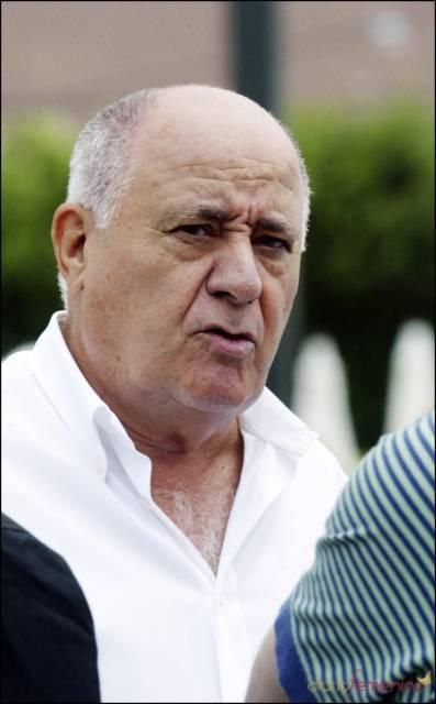 Биография амансио ортега основателя бренда zara