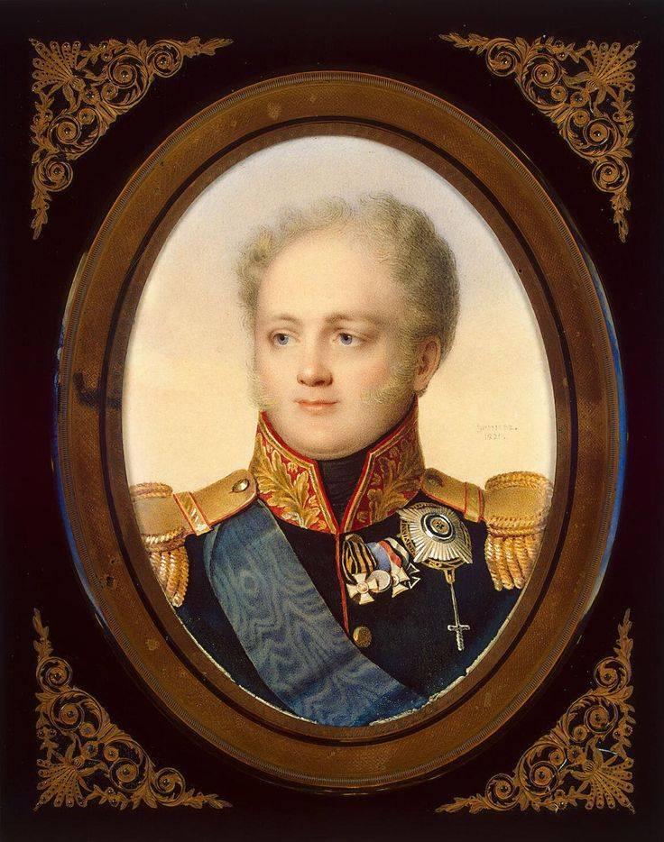 Российский император александр i романов - исторический портрет