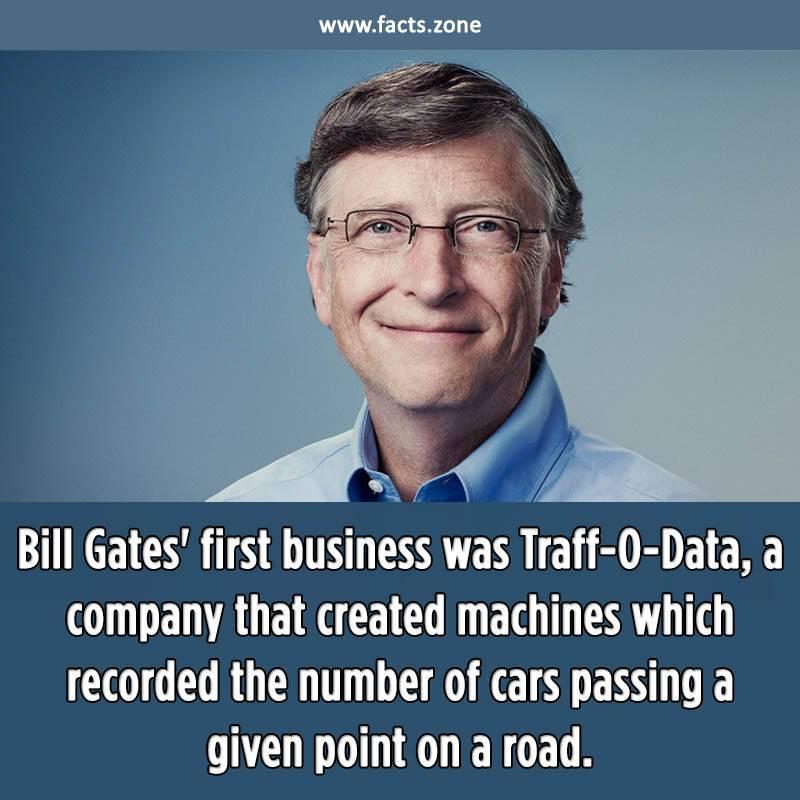Билл гейтс – биография и интересные факты из жизни