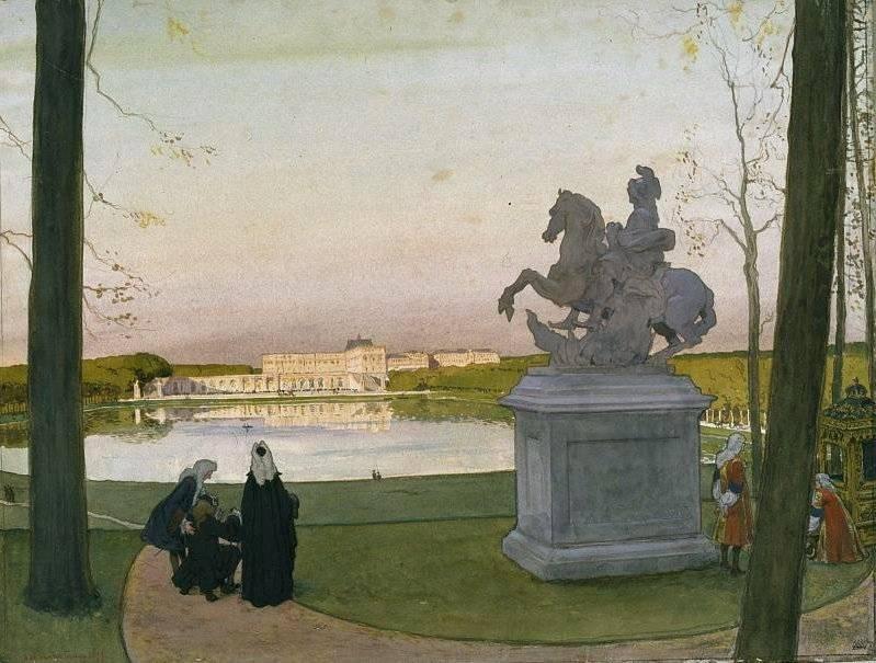 Александр бенуа: краткая биография и творчество