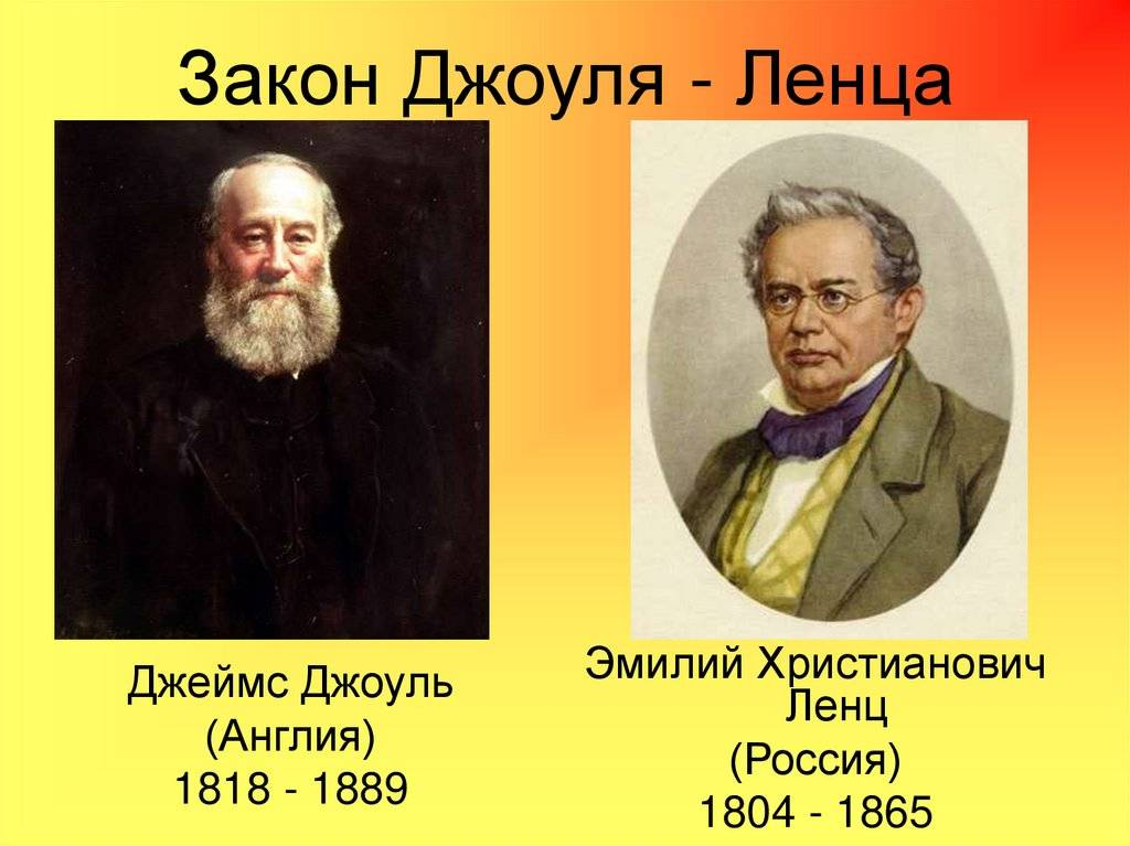 Эмилий христианович ленц биография кратко фото