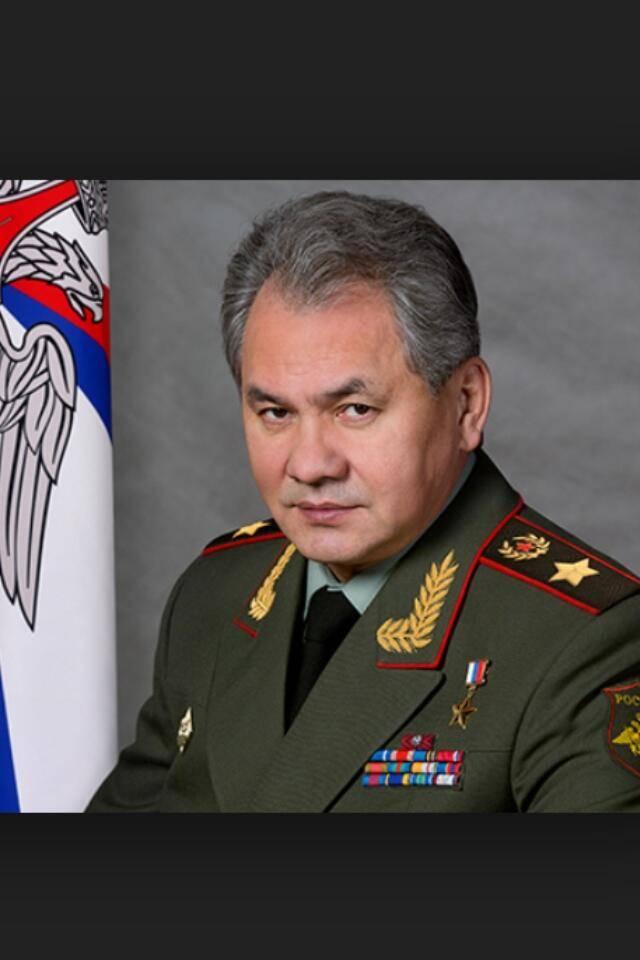 Министр обороны сергей шойгу подал заявление об отставке со всем правительством