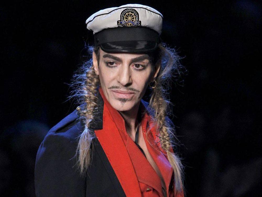 Джон гальяно: «мода, прежде всего, является искусством изменений»
