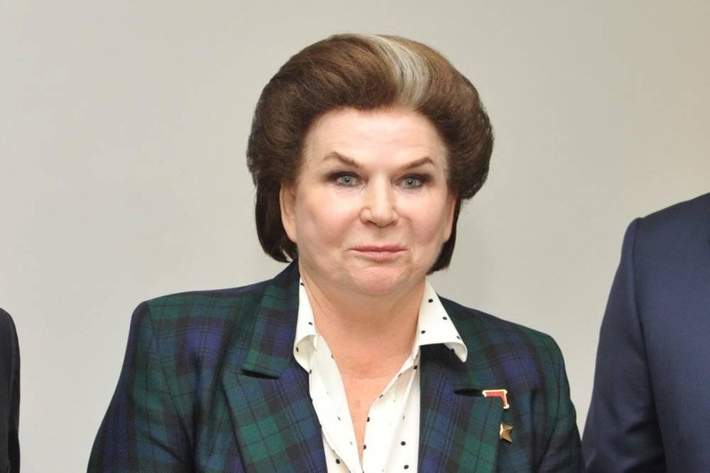 Валентина терешкова — биография первой женщины-космонавта