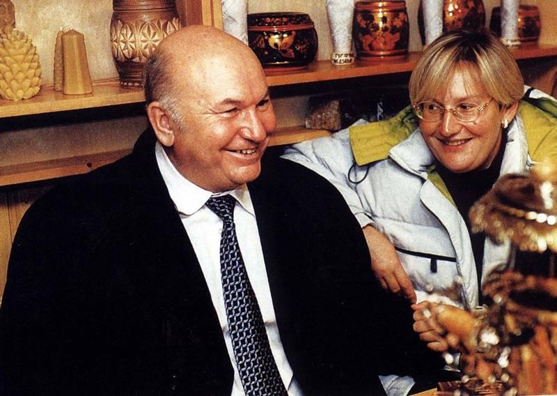 Юрий лужков: биография, личная жизнь, семья, жена, дети — фото
