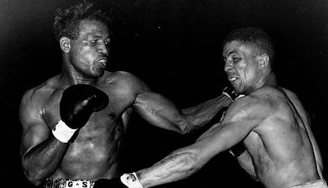Шугар рэй робинсон биография. величайший боксер.