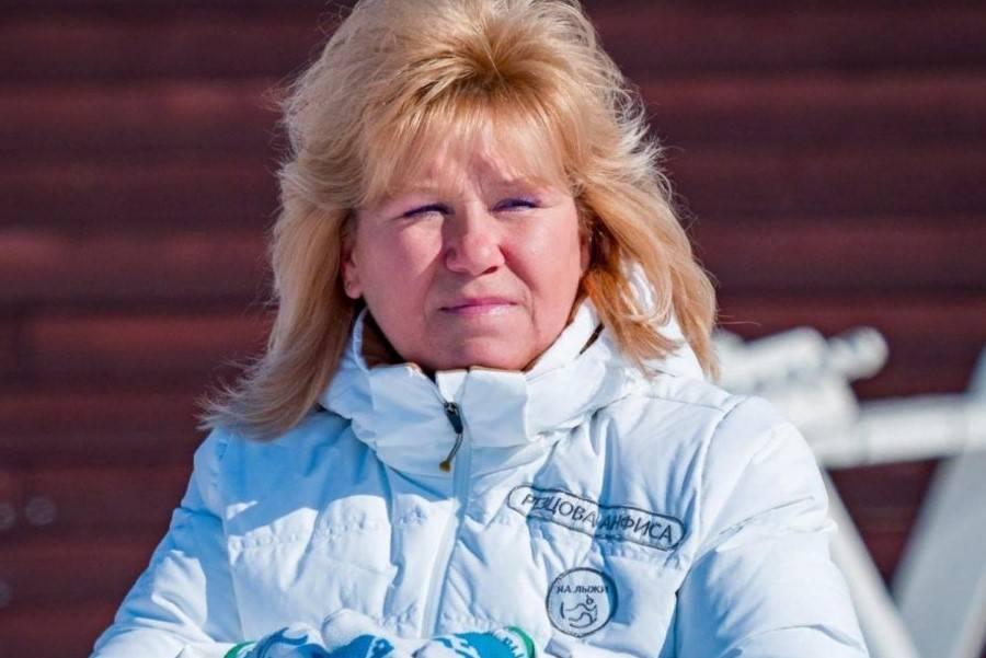 Дочери знаменитой биатлонистки анфисы резцовой мечтают вместе выступать за сборную россии