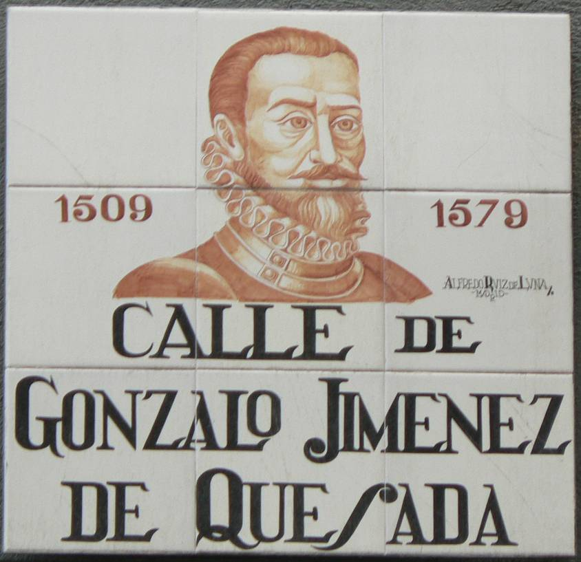 Гонсало хименес де кесада — циклопедия