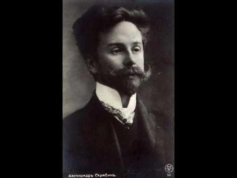 Краткая биография скрябина александра николаевича   краткие биографии