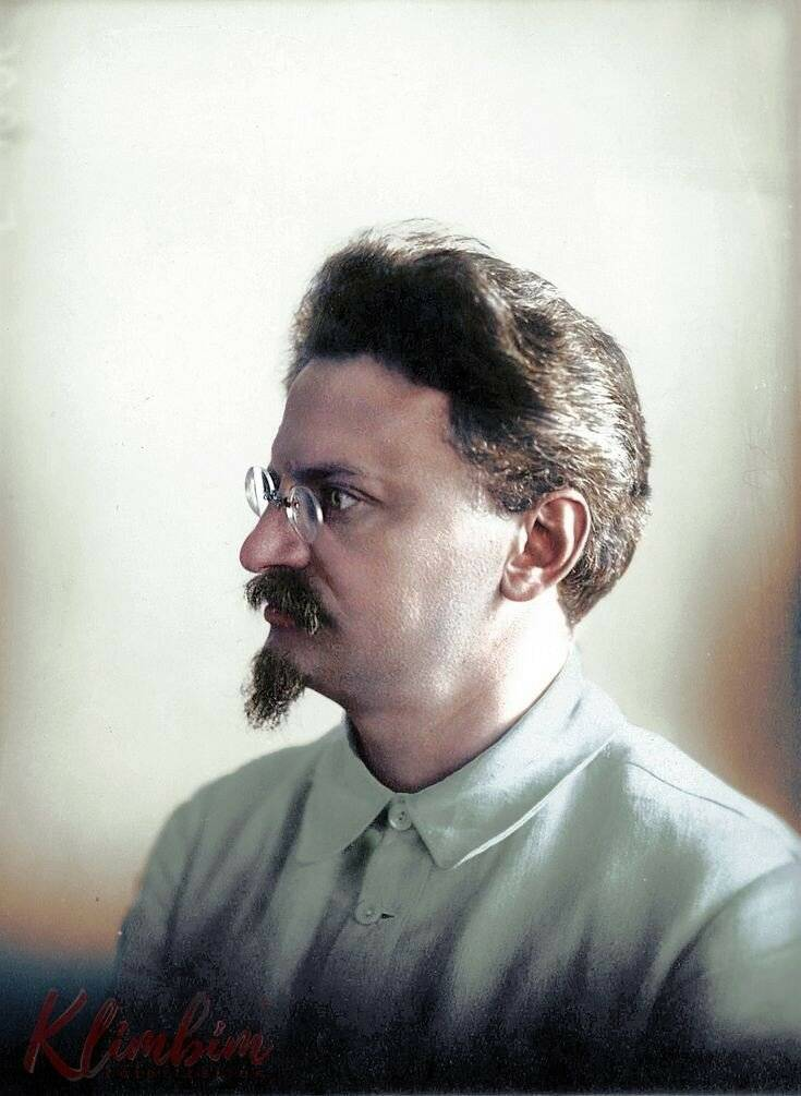 Биография Льва Троцкого