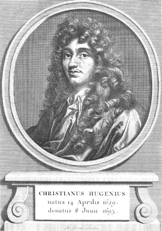 Гюйгенс, христиан — википедия