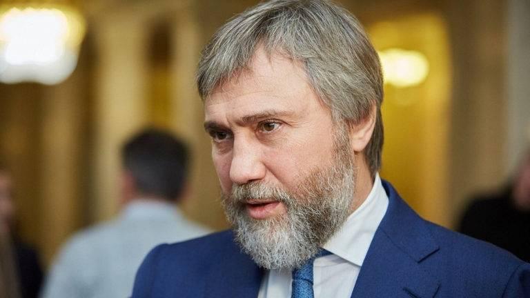 Новинский вадим - досье на lb.ua