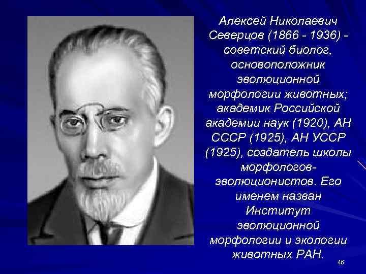 Северцов, николай алексеевич википедия