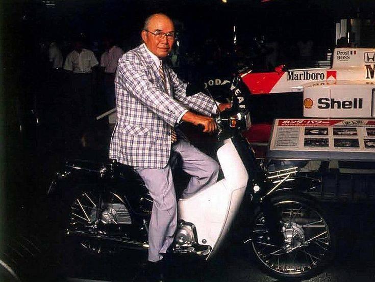 Соитиро хонда - история успеха японского конструктора и основателя honda | soichiro honda - фото и видео