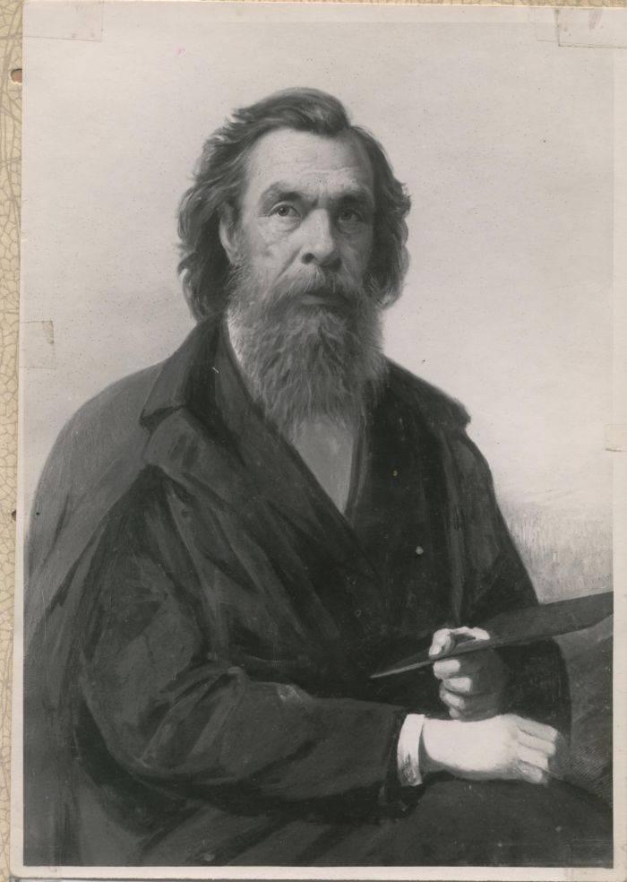 Алексей саврасов — биография, личная жизнь, картины, творчество