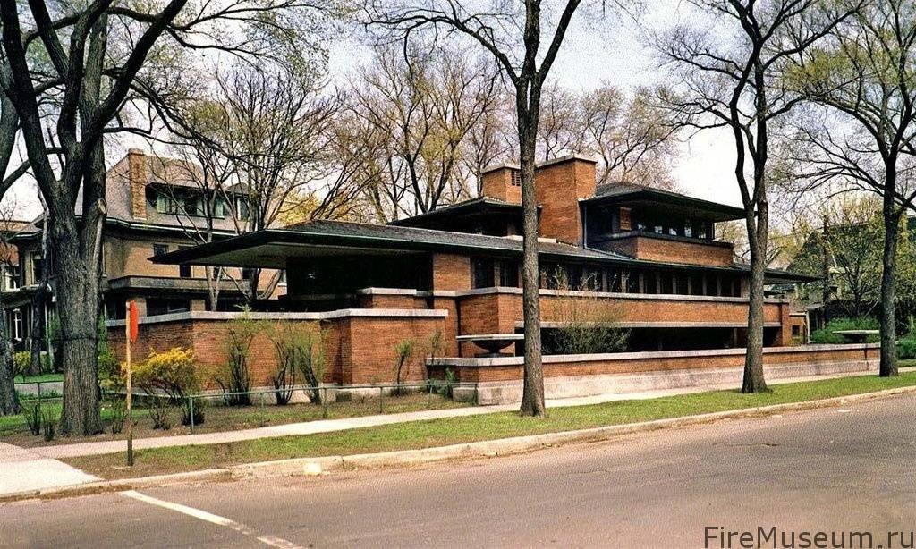 Великие архитекторы: фрэнк ллойд райт