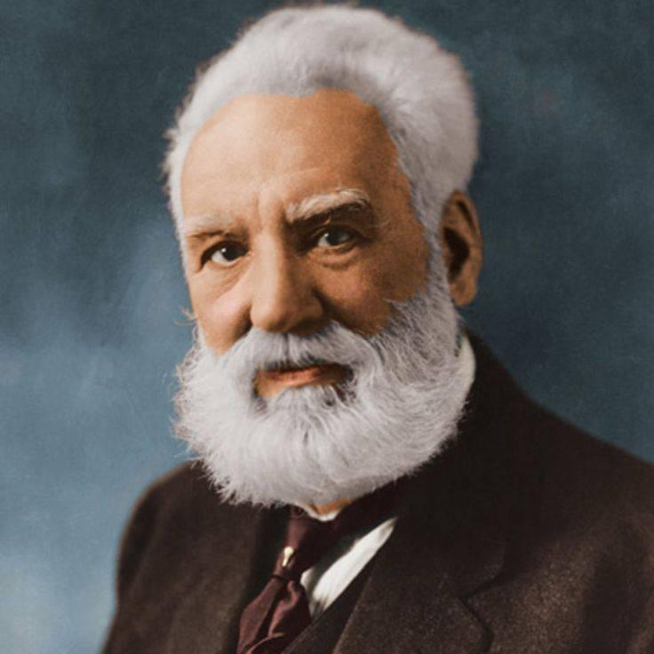 42.александр грэхем белл (1847–1922). 100 великих людей